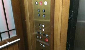ホラー映画 エレベーター