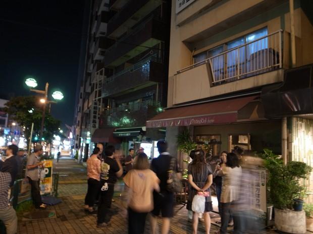 ファンキー中村さん怪談ライブ 休憩