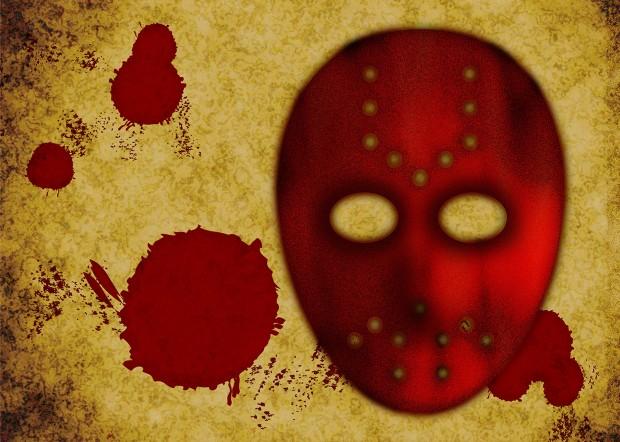 ホラー映画 マスク